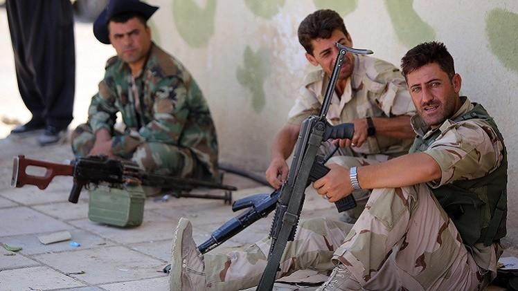 وزراء خارجية الاتحاد الأوروبي يتفقون على تسليح أكراد العراق