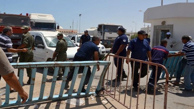 مقتل مواطن مصري على الحدود الليبية التونسية