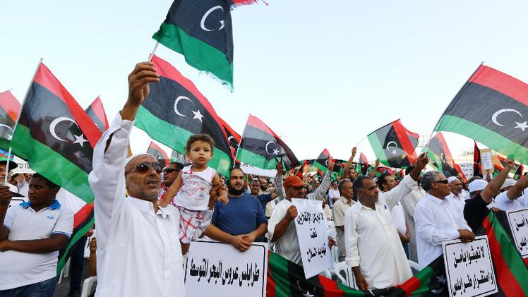 البرلمان الليبي يدافع عن قراره طلب التدخل الأممي (فيديو)