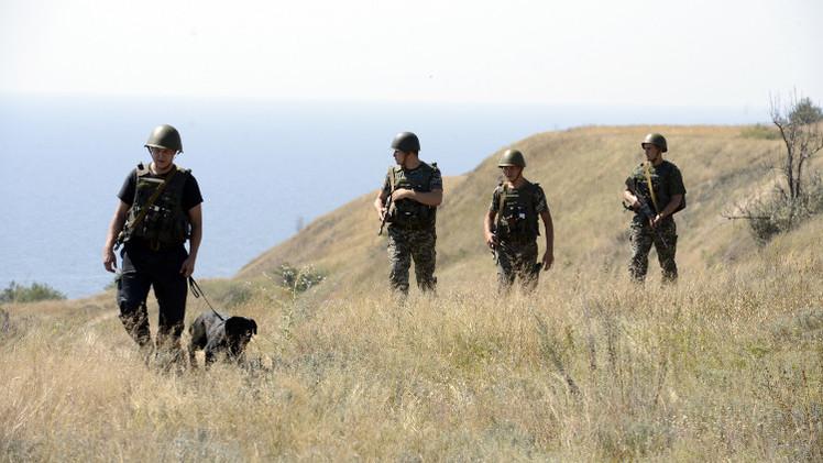 17 عسكريا أوكرانيا يعبرون الحدود الروسية بحثا عن ملاذ آمن