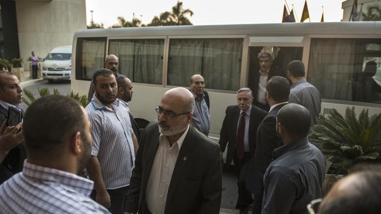 مفاوضات القاهرة بين الفلسطينيين والإسرائيليين تستأنف الأحد