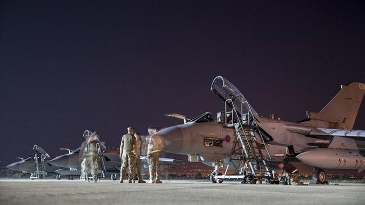 بريطانيا تؤكد مواصلة الطلعات الجوية فوق شمال العراق