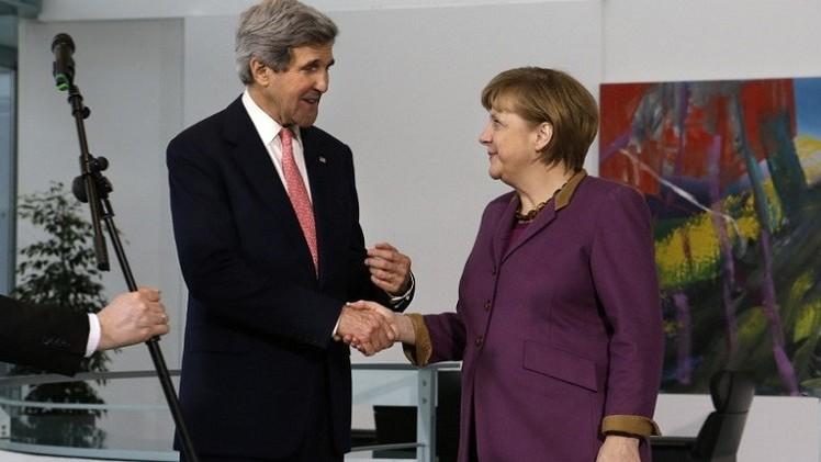 دير شبيغل:  الاستخبارات الألمانية تجسست على كيري وتركيا