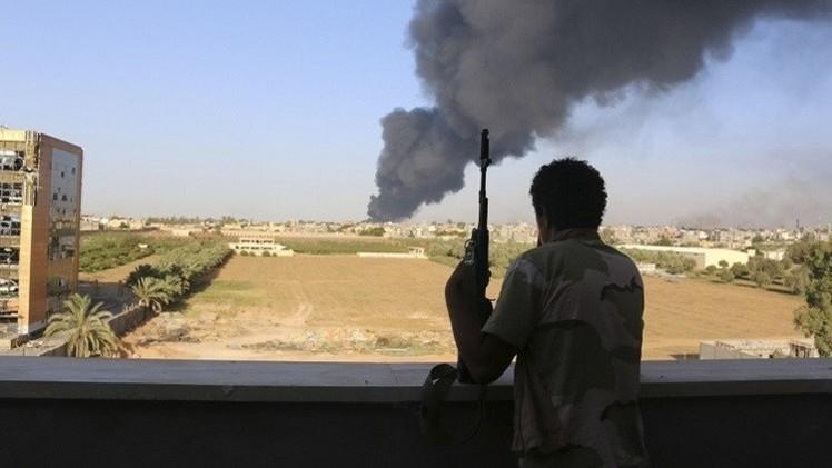 نزوح من العاصمة الليبية نتيجة تجدد القتال