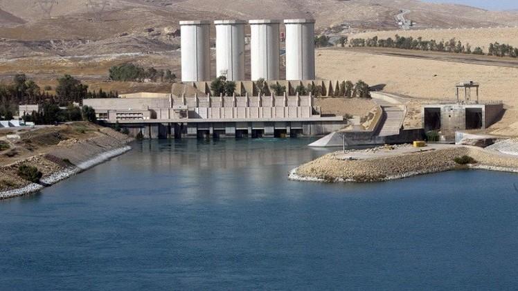 البيشمركة تعلن السيطرة على سد الموصل مع استمرار الغارات الأمريكية على المسلحين