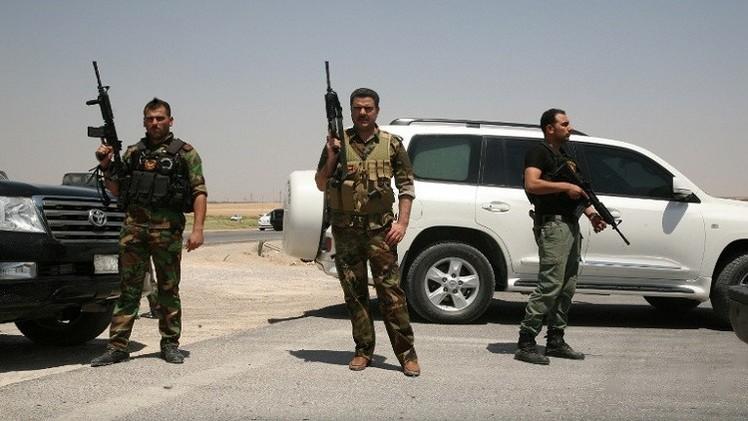 العشائر مع قوات الأمن العراقية تستعيد السيطرة على مناطق في الأنبار