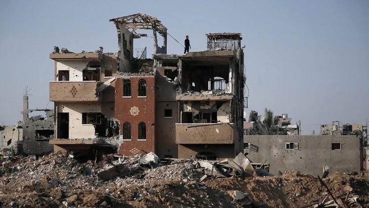 إسرائيل تدمر منزلي فلسيطينيين تشتبه في تورطهما في قتل شبان إسرائيليين