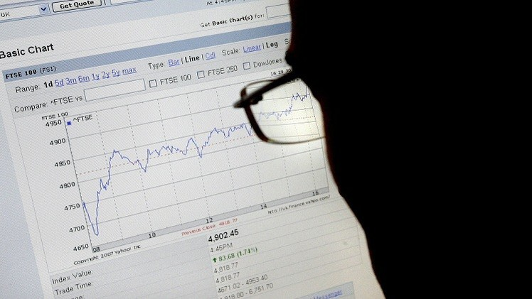 الأسهم الأوروبية تنتعش والأنظار على أوكرانيا