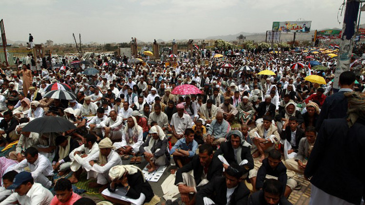 أنصار الحوثيين يستعدون للتظاهر والاعتصام في صنعاء للمطالبة بإسقاط الحكومة