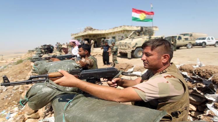البيشمركة تواصل تقدمها بعد السيطرة على سد الموصل