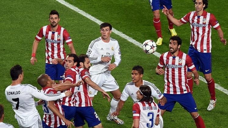 ريال وأتلتيكو وجها لوجه في كأس السوبر الإسباني