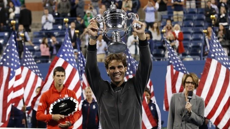 نادال لن يدافع عن لقب بطولة أمريكا المفتوحة للتنس