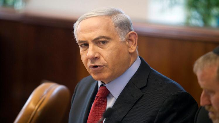 نتانياهو: سنرد بقوة على إطلاق الصواريخ من غزة