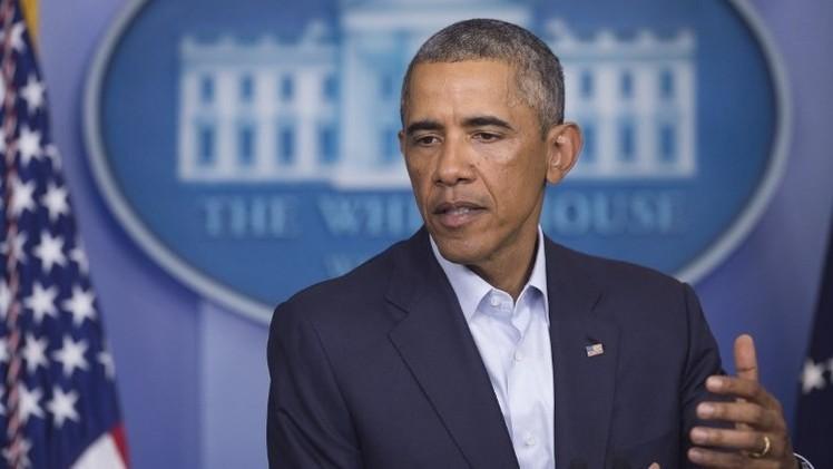 أوباما: العراقيون والأكراد قادرون على التعاون في مواجهة