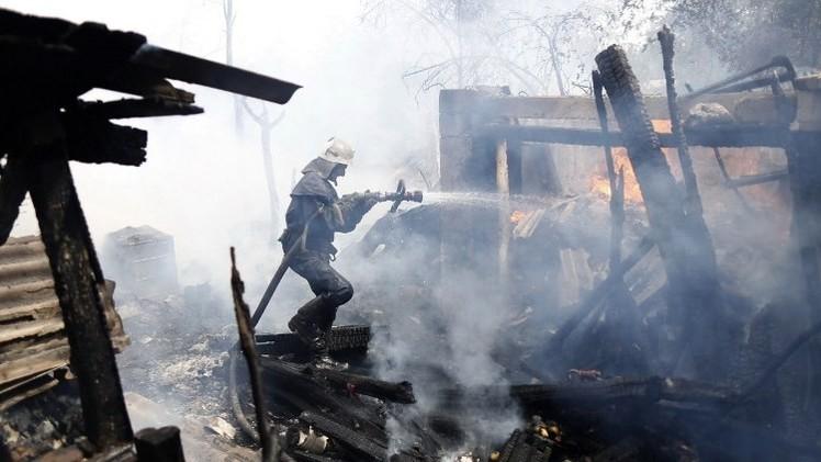 فيلتمان في كييف لبحث تسوية الأزمة الأوكرانية بالطرق السلمية