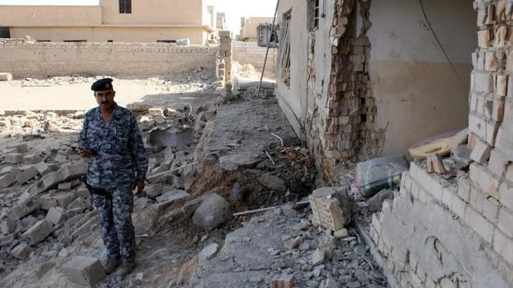 القوات العراقية تسيطر على مبنى مجلس محافظة صلاح الدين