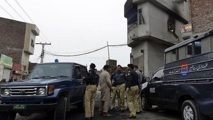 مقتل 6 مدنيين في تفجير شمال غرب باكستان