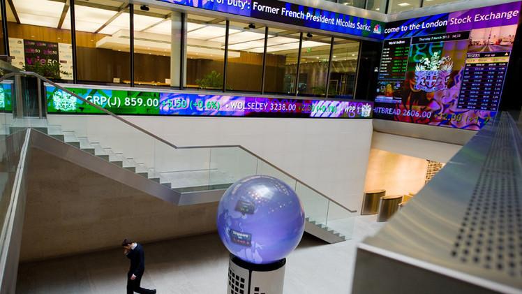 الأسهم الأوروبية ترتفع في ثاني جلسات الأسبوع مع تقلص التوترات الجيوسياسية