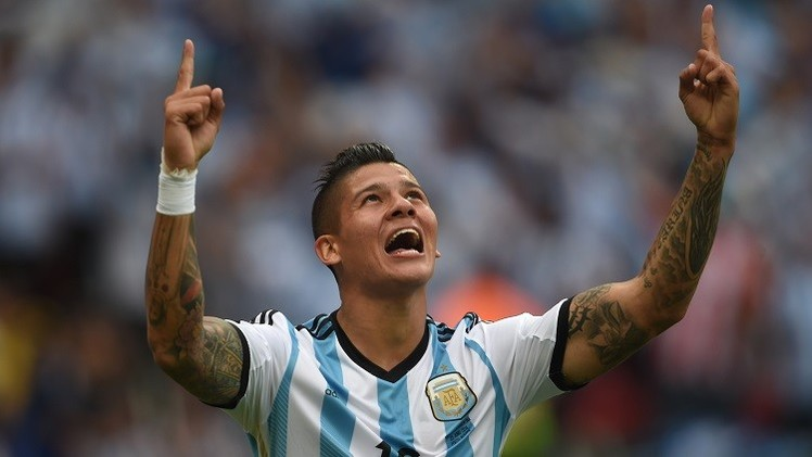 الأرجنتيني روخو يلتحق بالشياطين الحمر