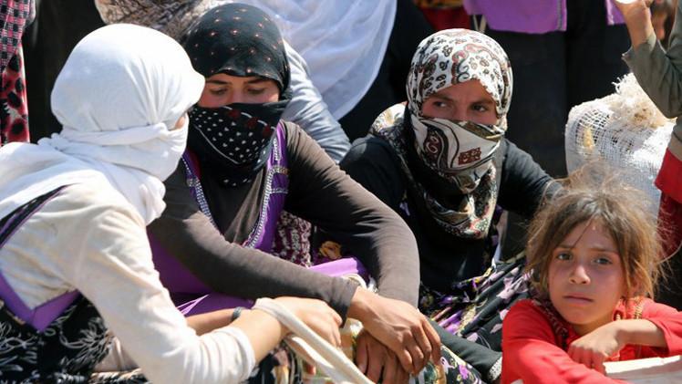 الأمم المتحدة تبدأ عملية إنسانية واسعة لتقديم المساعدات إلى النازحين بشمال العراق