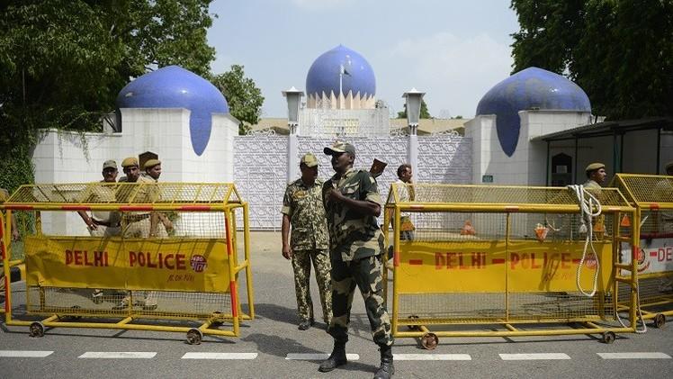 الهند تلغي اجتماعا لوزير خارجيتها ونظيره الباكستاني