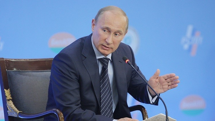 بوتين سيلتقي الرئيس الأوكراني وممثلي المفوضية الأوروبية في مينسك 26 أغسطس