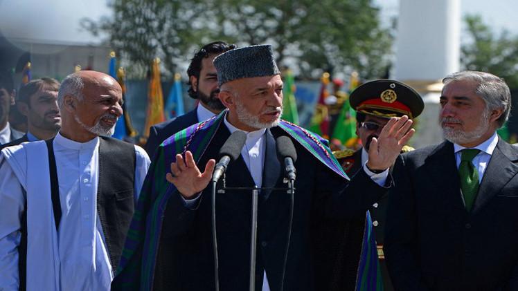 كرزاي يدعو إلى إنهاء أزمة الانتخابات الأفغانية