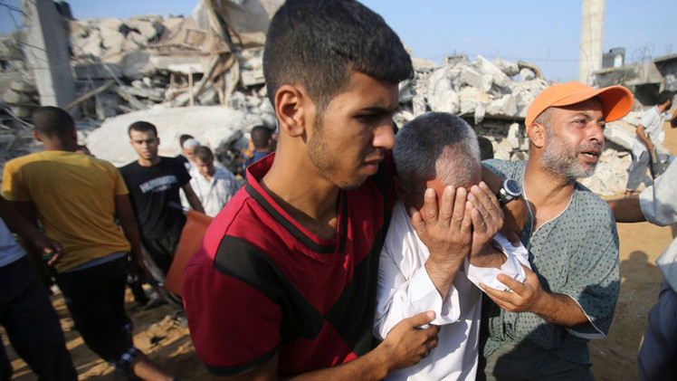 26 قتيلا في غارات إسرائيلية على قطاع غزة