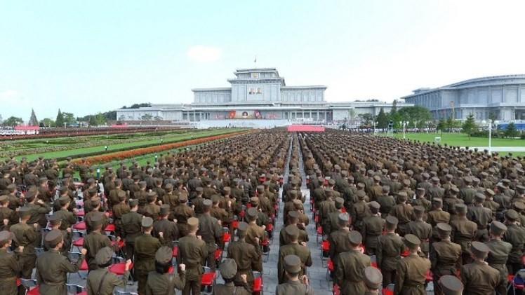 وكالة أنباء كوريا الشمالية: القوات الأمريكية في كوريا الجنوبية ستكون الهدف الرئيسي