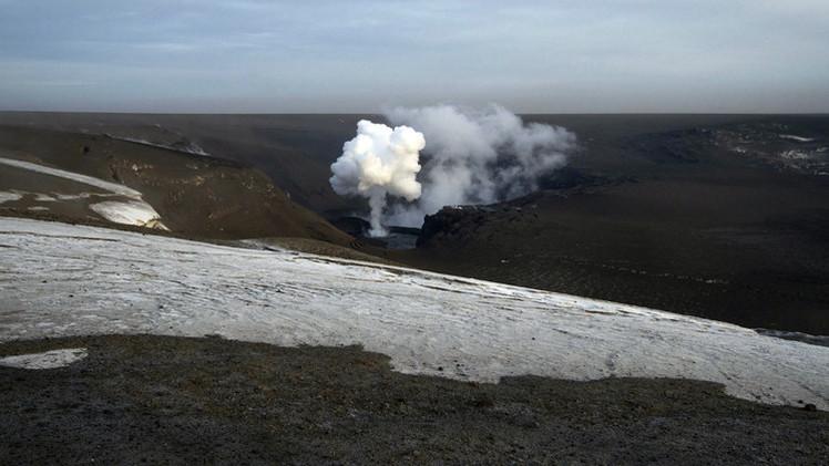الدلائل تشير لثوران البركان الأكبر في آيسلندا