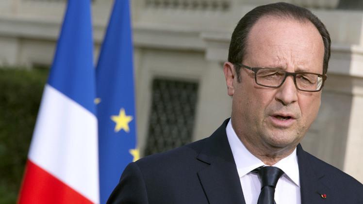 هولاند: العقوبات ضد روسيا أثرت سلبا في الاتحاد الأوروبي