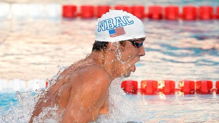 فيليبس يصر على قدرته العودة لسابق عهده في بطولات السباحة الدولية