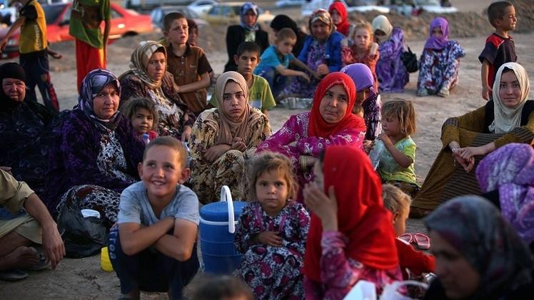 انطلاق العملية الإنسانية الدولية في العراق