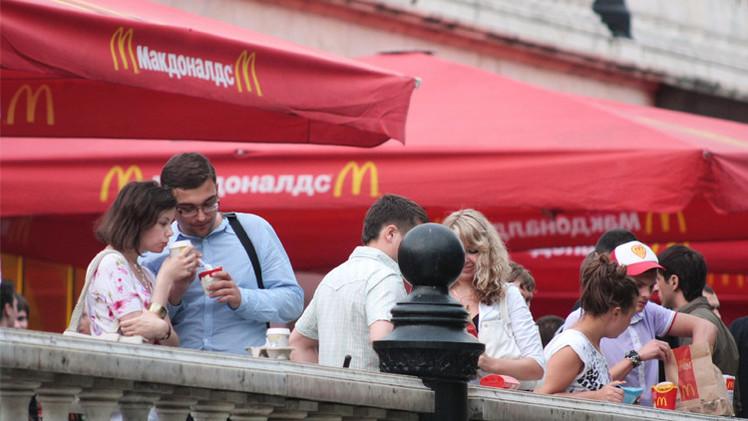 موسكو تغلق أربعة مطاعم لـ