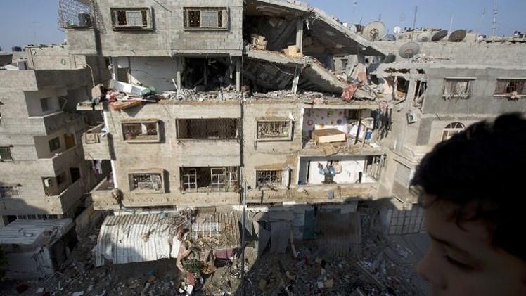 مقتل 36 فلسطينيا بينهم 3 قادة في كتائب القسام جراء الغارات الإسرائيلية على غزة الخميس
