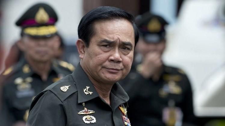 انتخاب زعيم المجلس العسكري رئيسا للوزراء في تايلند