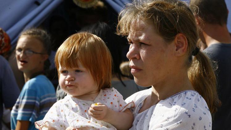 الأمم المتحدة: أكثر من 400 ألف نزحوا بسبب القتال شرق أوكرانيا