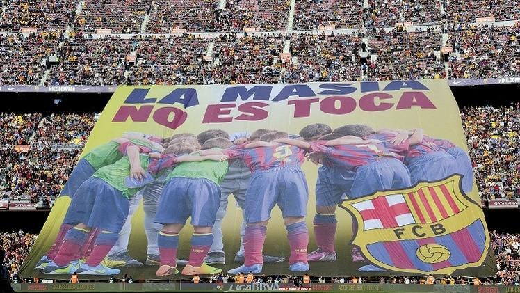 برشلونة يرفض قبول عقوبة الفيفا بحرمانه التعاقدات حتى سنة 2016