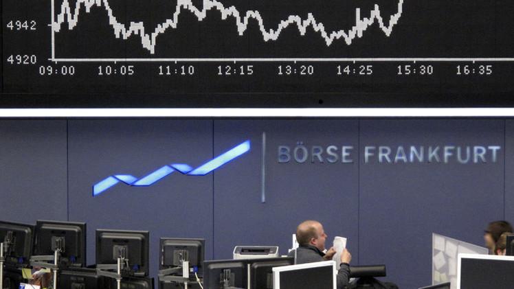 الأسهم الأوروبية بانتظار تصريحات البنك الأوروبي والفيدرالي الأمريكي