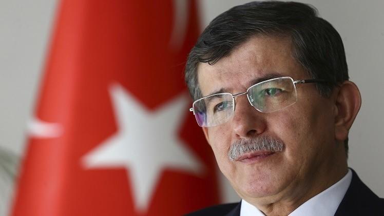 حزب العدالة والتنمية يُرشح داوود أوغلو  لمنصب رئيس الحكومة التركية