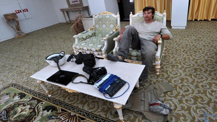 خاطفو الصحفي الأمريكي جيمس فولي كانوا يطالبون بفدية 100 مليون يورو
