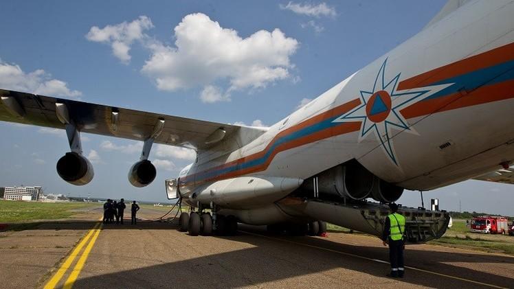 موسكو ترسل مختبرا حديثا وخبراء إلى غينيا لمكافحة إيبولا
