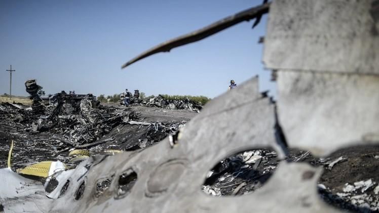 هولندا تبحث مع أوكرانيا إمكانية استئناف التحقيق في موقع كارثة
