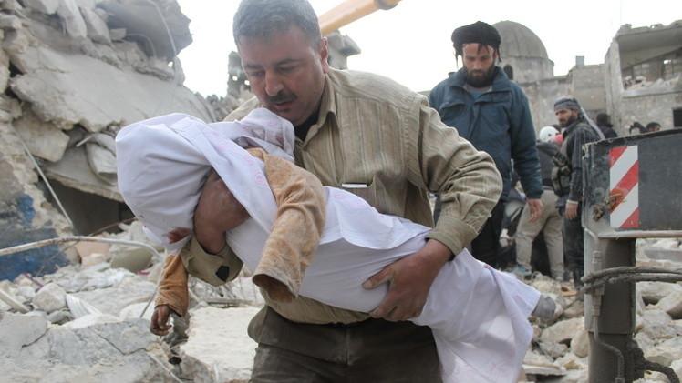 الأمم المتحدة: حصيلة قتلى النزاع في سورية تجاوزت 191 ألفا