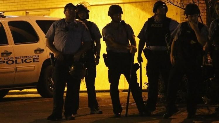 الحرس الوطني الأمريكي ينسحب من فيرغسون بعد استعادة الهدوء