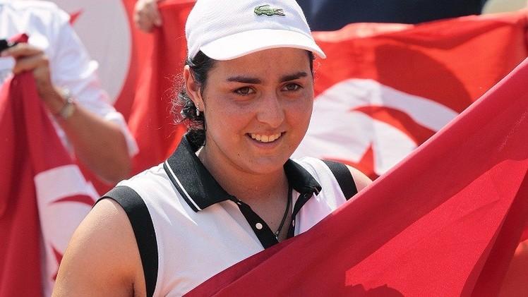 التونسية أونس جابر إلى الجولة الأخيرة من تصفيات بطولة أمريكا المفتوحة للتنس