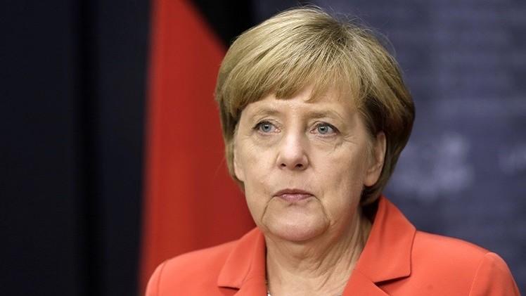ميركل في أوكرانيا.. وكييف بانتظار دعم ألماني واسع