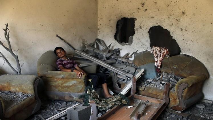 اسرائيل تواصل قصف غزة وحصيلة القتلى ترتفع إلى 2095