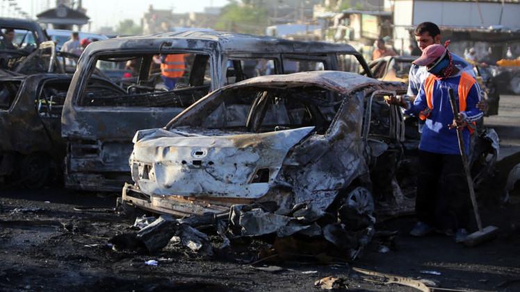 مقتل 23 شخصا في هجمات متفرقة في العراق
