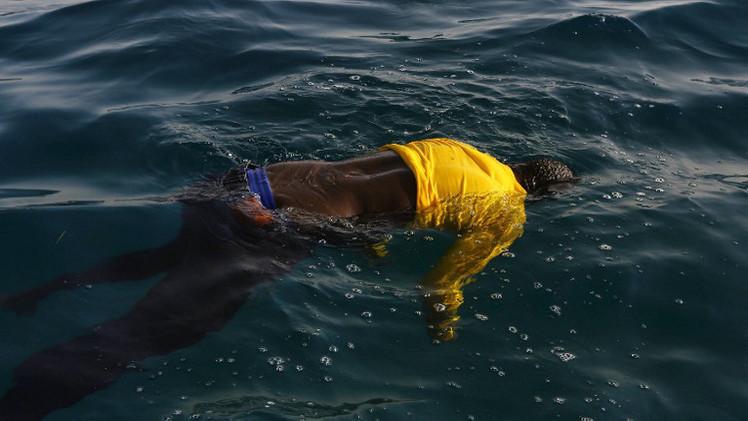 إنقاذ 17 مهاجرا إفريقيا من أصل 170غرق قاربهم قبالة السواحل الليبية